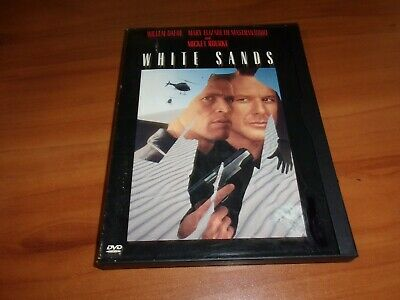 White Sands (DVD, Widescreen 2000) OOP