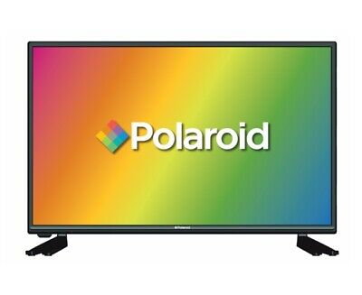 Polaroid P28RN0117E 28 Inch HD Ready LED TV Freeview HD USB Record Black