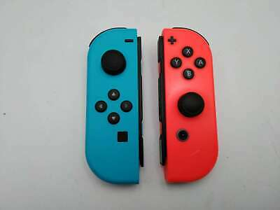 1 Pair Wireless Joy-Con Controller Replacement Joypad for NC Switch Console