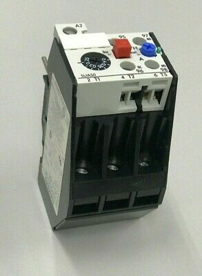 Siemens Thermal Overload Relay 3Ua50 00-0E 0.25-0.4A Motor Protection
