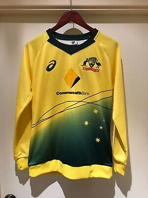 Cricket Australia One Day Playing Jumper Womans Size 10