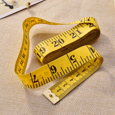 3M 120'' Tailor Precision Flexible Ruler Sewing Cloth Long Tape Measure 64FDF65