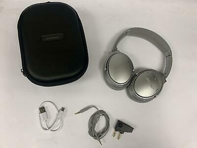 Bose Qc35/ Quiet Comfort 35 Wireless Noise Cancelling Headphones - Silver