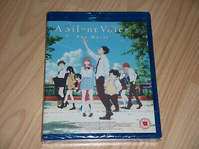 A Silent Voice Anime Ltd Blu-ray Brand New and Sealed