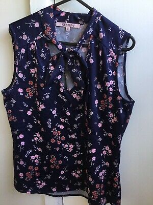 Bulk lot ladies womens tops size medium 10 12 review mango