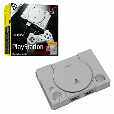 PlayStation Classic Video Game Console For Boys Kids Gift NEW Fast Delivery