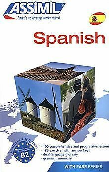 Spanish with Ease by Assimil Nelis | Book | condition very good