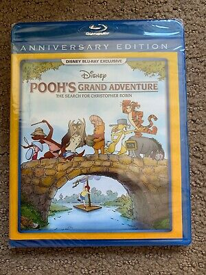 Pooh's Grand Adventure (Disney Movie Club) Blu-ray