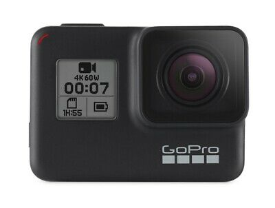 GoPro Hero 7 Black Actionkamera CHDHX-701-RW