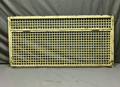 VTG Wall Vent 45x23 Cold Heat Grate Air Return Industrial 345-19L