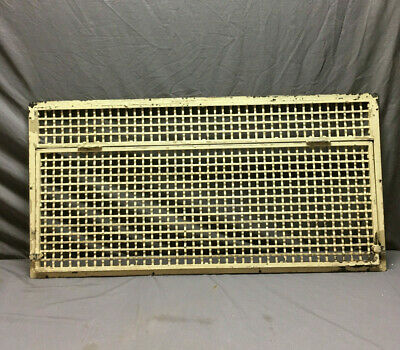 VTG Wall Vent 45x23 Cold Heat Grate Air Return Industrial 347-19L