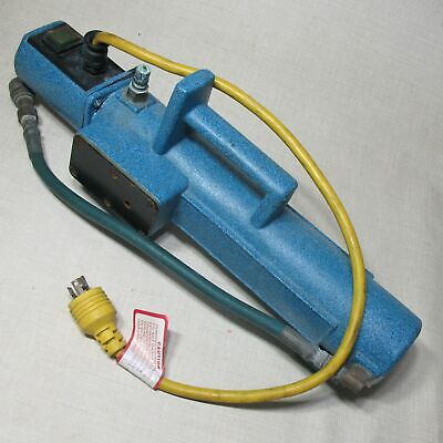Edic 602Hr Heat 'N Run In Line Heater For Portable Extractor External Working