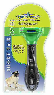 FURminator deShedding tool SHORT HAIR Small up to 20 lbs Brand New in Package