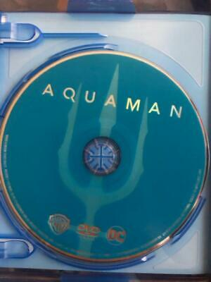 Aquaman DVD Disc with Slim case. Free Fast First Class ship/Tracking