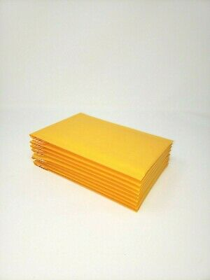 4x7 Bubble Mailer Strip 'N Seal Padded Shipping Envelopes, 100 count