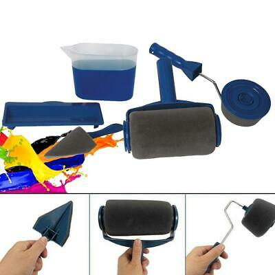 Paint Runner Roller Pro Rollers Wall Painting Kit Wall Brush Handle Tool DN