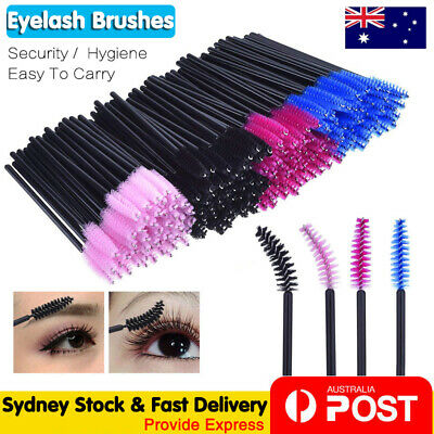 100-500PCS Disposable Mascara Wands Eyelash Brushes Lash Extension Applicator
