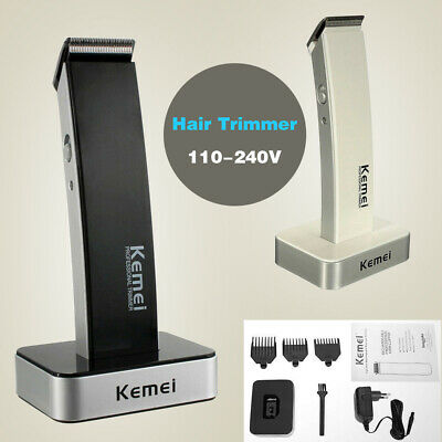 KEMEI Men Hair Shaver Cordless Electric Rechargeable Clipper Trimmer Beard Razor