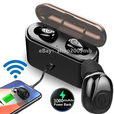 4c227f442dc Bluetooth 5.0 Headset Mini TWS Twins Wireless Headphone Stereo Earphones  Earbuds