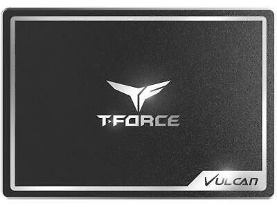 """Team Group T-Force VULCAN 2.5"""" 500GB SATA III 3D NAND Internal Solid State Drive"""