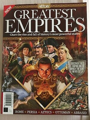 All About History Greatest Empires Volume 1(brand New Magazine)