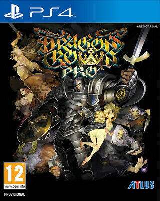 Dragon's Crown Pro Battle-Hardened Edition (PS4) NEW AND SEALED - QUICK DISPATCH