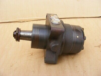Hydraulic Motor Danfoss Om 160 With Tapered Shaft New Never Fitted #744