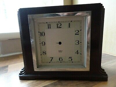 Smiths Art Deco Sectric Clock 1930's for Restoration