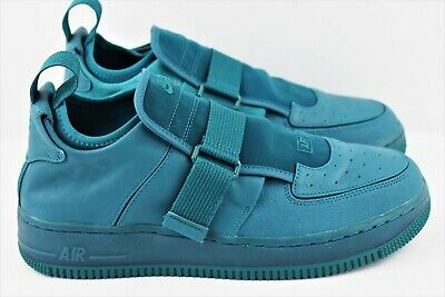 10f29dd0d60f9 Womens Nike Air Force 1 AF1 Explorer XX Size 11 Shoes Teal Green AO1524 300