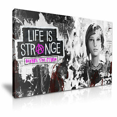 Life Is Strange Before the Storm Poster Canvas Modern Art ~ 5 Size to Choose