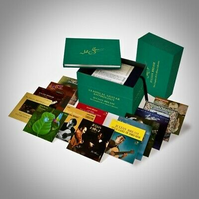 RCA 42-Disc Box Set: Julian Bream The Complete RCA Album Collection - 2013 EU SS