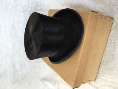 Vintage Top Hat, Lock & Co, Hatters, 28 St James St, London perfect for Ascot
