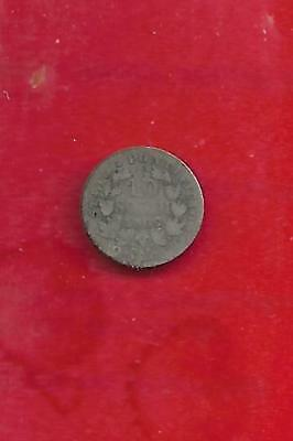 Italy - Papal States, 10 soldi, 1869R (KM 1386.1)  - 83.5% silver