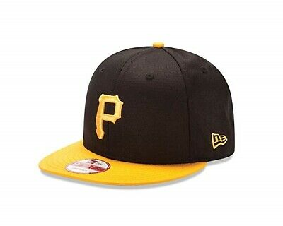 separation shoes 873e0 16372 MEN S PITTSBURGH PIRATES New Era MLB BASIC 2-TONE TEAM 9FiFTY Snapback Cap