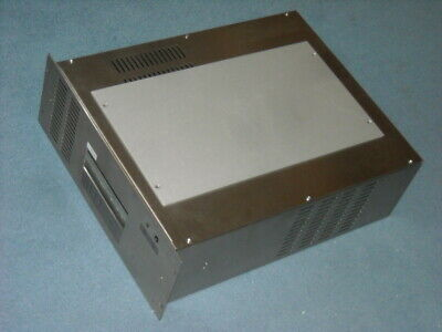 4U 19 in stainless steel electronic electrical equipment enclosure box