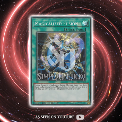 MAGICALIZED FUSION | Super Rare | DANE-ENSE4 Dark Neostorm SE YuGiOh
