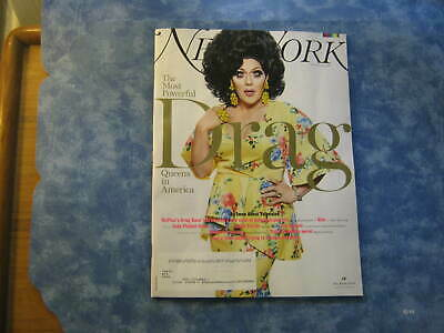 NEW YORK MAGAZINE June 10-23, 2019 MOST POWERFUL DRAG QUEENS An Issue About TV