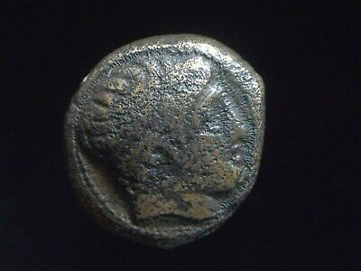 Greek coin AE17 of Philip II, 359-336 BC, Father of Alexander the Great  AC0307