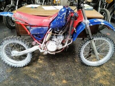 1985 Yamaha YZ 80 Motorcross mx kids bike restoration project