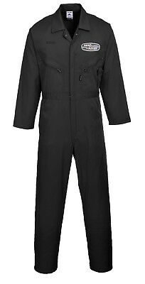 Land Rover custom embroidered Boiler suit / Overall / Coverall
