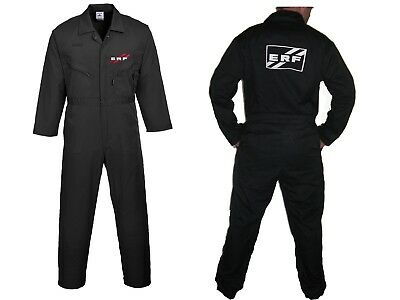 ERF custom embroidered Boiler suit / Overall / Coverall