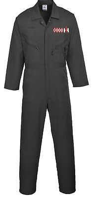 CASE IH custom embroidered Boiler suit / Overall / Coverall