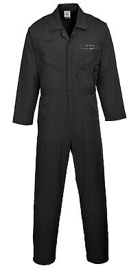Triumph custom embroidered Boiler suit / Overall / Coverall
