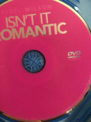 Isn't it romantic DVD Disc with Slim case. same or next day fast ship/Tracking