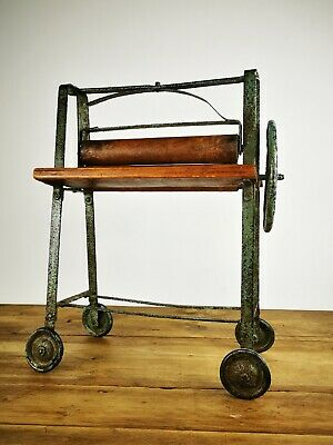 Vintage Tri-ang Child's Mangle For Doll's Clothes. Made In England.