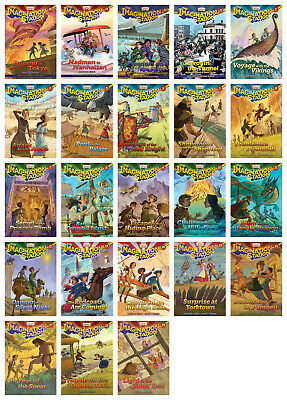 NEW Imagination Station Set of 23 Books PB HC Book Adventures in Odyssey