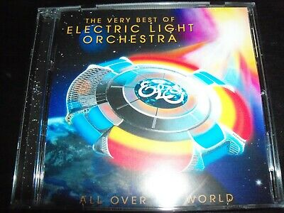 Electric Light Orchestra ‎All Over The World - The Very Best Of (Australia) CD –
