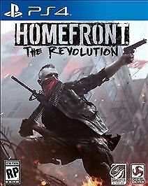 Homefront The Revolution for Sony PlayStation 4 PS4
