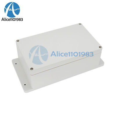 Waterproof Electronic Junction Project Box Enclosure Case 200x120x75mm