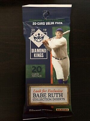 2019 PANINI DIAMOND KINGS Thick Dual Relic/Patch/Auto /Jersey JUMBO HOT 🔥PACK!